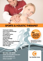Physiotherapists A4 Leaflets by  
