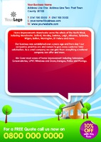 Home Maintenance A5 Leaflets by