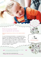 Nursery A5 Leaflets by