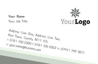 Business Card Bright Slope Collection by  