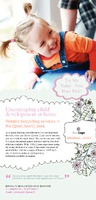 Nursery 1/3rd A4 Leaflets by