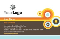 Tanning Business Card  by Templatecloud