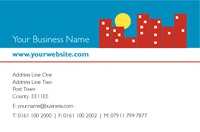 Property Business Card  by