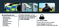 Security 1/3rd A4 Leaflets by