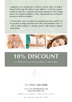 Health And Beauty A5 Leaflets by