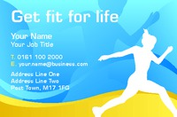 Gym Business Card  by