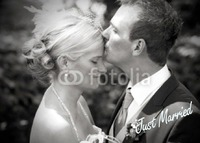 Marriage A6 Postcards by
