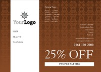 Hair A5 Leaflets by