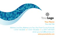 Swimming Pool Business Card  by Templatecloud
