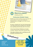 Home Maintenance A6 Flyers by