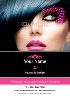 Make up A4 Leaflets by