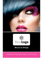 Make up A6 Leaflets by