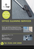 Cleaning A5 Leaflets by