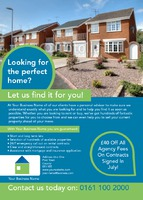Estate Agents A6 Postcards by