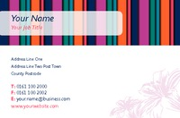 Fitness Business Card  by