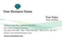 Hotel Business Card  by Templatecloud