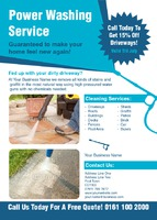 Home Maintenance A6 Leaflets by Rebecca Doherty 