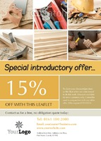 Carpenters A6 Leaflets by