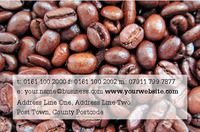 Coffee Shop Business Card  by  