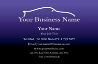 Garage Services Business Card  by