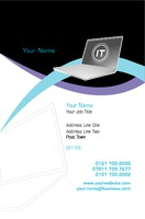 Computer Technicians Business Card  by