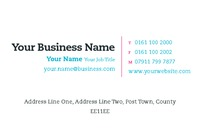 Technology Business Card  by