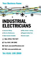 Electrician A4 Posters by