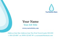 Plumbing Business Card  by