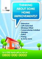 Home Maintenance A6 Leaflets by