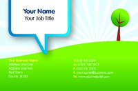 Home Maintenance Business Card  by