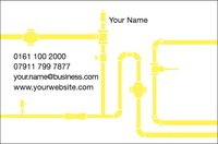 Plumbers Business Card  by