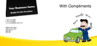 Car 1/3rd A4 Stationery by