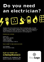 Electrical A5 Leaflets by