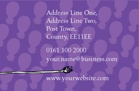 Electrical Business Card  by