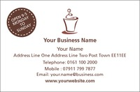 Restaurant Business Card  by