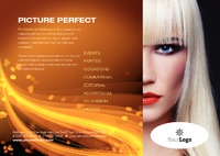 Beauticians A5 Leaflets by Templatecloud