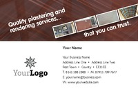 Decorating Business Card  by