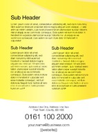 Business Advisors A5 Leaflets by 