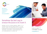 Technology A5 Leaflets by