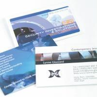 Fabu-Gloss Business Cards with UV on Both Sides