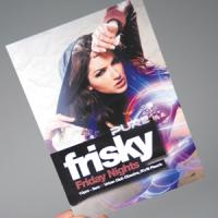 Fabu-Gloss Flyers with UV on Both Sides