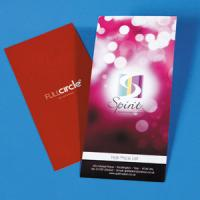 Luxury Rack Cards